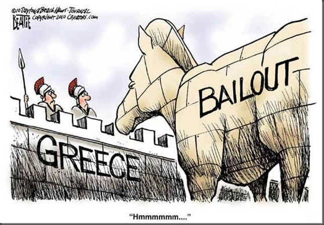 Greece Greek Bailout LIG