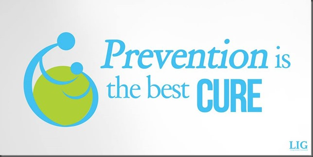 Prevention is the Best Cure - Living Income Guaranteed