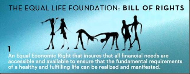 Equal Life Foundation - Bill of Rights - LIG