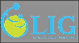 Living Income Guaranteed - Logo